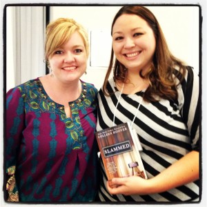 with Colleen Hoover
